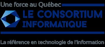 Logo Le Consortium de l'informatique